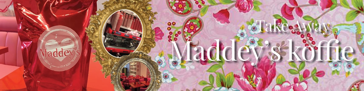 Maddey's | take away koffie